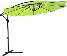 Parasol al aire libre Sombrilla en voladizo Patio