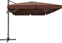 Parasol Cinzia - parasol excéntrico de jardín,