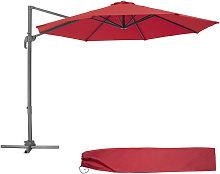 Parasol Daria - parasol excéntrico de jardín,