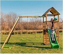 Parque Infantil Canigo 2020 Con Columpio Doble -
