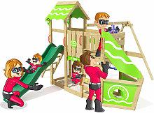 Parque infantil de madera Sparkling Heroows Casa