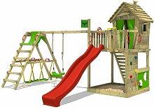 Parque infantil FATMOOSE HappyHome Hot XXL con