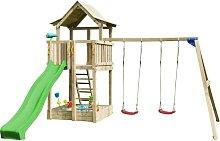 Parque infantil Masgames Pagoda XL con columpio