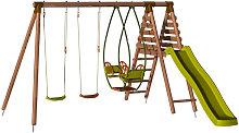 Parque infantil SOULET NARCISSE con Tobogán
