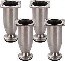 Patas para muebles de metal, patas de mesa de