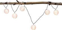 Paulmann Farolillo Móvil cadena de luces 7 brazos