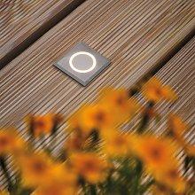 Paulmann House foco empotrado IP65 anillo angular
