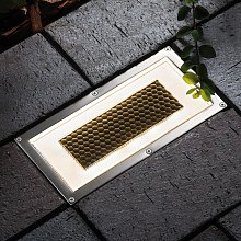 Paulmann Solar Box foco empotrado LED 20x10cm