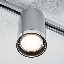 Paulmann URail Tube foco LED cromo, rígido 6,5W