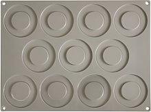 Pavoni, anello piccolo molde gris