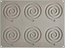 Pavoni, spirale molde gris