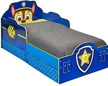 Paw Patrol Cama infantil con cajones 145x68x77 cm
