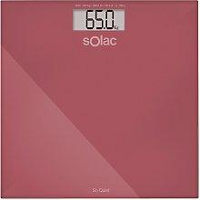 PD7624 So Quiet - Báscula de baño digital - Solac