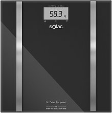 PD7636 So Quiet Tempered - Báscula baño digital