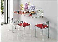 Pdcor - Mesa de cocina abatible en varios colores