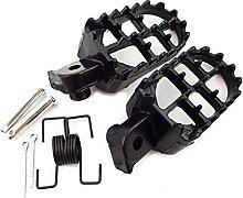 Pedales de Motocicletas Reposapié Aluminio para