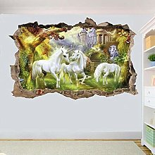 Pegatinas de pared Adhesivo de pared Arte 3D