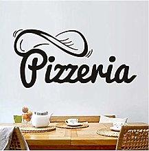 Pegatinas de Pared Pizzeria Italiana Pizza Tienda
