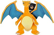 Peluches Pokemon Versión Evolutiva Charmander