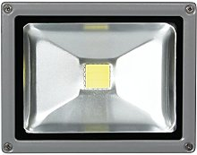 Perel 20W 3000k Outdoor LED Floodlight with