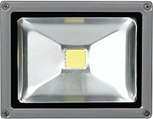 Perel 20W 6500k Outdoor LED Floodlight with