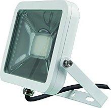 Perel Diseño–Foco LED, 20W, 24,5x 8x