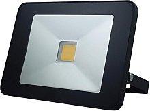 Perel - Foco led con sensor de movimiento, Blanco,
