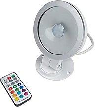 Perel LEDA4012RGB - Foco LED (20 W, RGB)