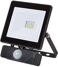 Perel leda6001nw de BP LED de Foco exterior,