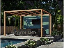 Pérgola Madera Santander Maderland 600x300 cm