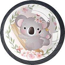 Perilla del cajón Animal Koala Tirador para