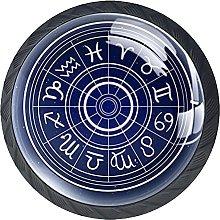Perilla del cajón constelación Tirador para