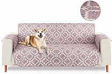 PETCUTE Fundas para Sofa Impermeable Cubre Sofas 3