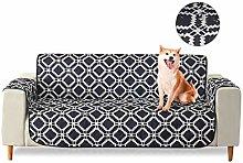 PETCUTE Fundas para Sofa Impermeables Cubre Sofas