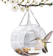 Petyoung Comedero de Pájaros para Colgar por