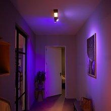 Philips Hue Centris foco LED, 2 luces, negro