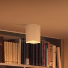 Philips Hue Pillar foco LED dimmer, blanco