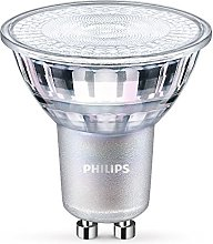 Philips LED Foco, consumo de 6,2W equivalente a 80