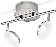 Philips Mackinaw - Lámpara de techo, foco LED