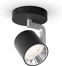 Philips myLiving foco Byrl LED SceneSwitch negro