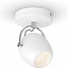Philips myLiving Foco Rivano LED Blanco en Metal,