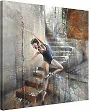 Picanova – Balance 40 x 40 cm – Lienzo de alta