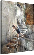 Picanova – Balance 80 x 60 cm – Lienzo de alta