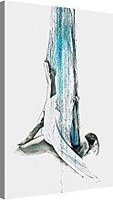 Picanova Lienzo de 60 x 40 cm – Lienzo de alta