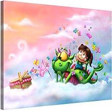 Picanova TooshToosh Picnic In The Sky 80 x 60 cm