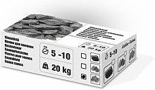 Piedras para Sauna 20Kg 5-10 cm para cualquier