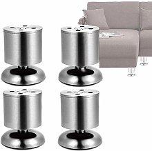 Piernas de mesa para muebles, patas ajustables de