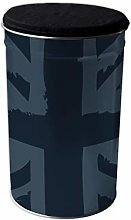 Pierre Henry 080908 - Baúl puf, Acero, diseño de