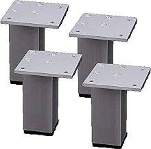 Pies de metal para muebles con patas de mesa,