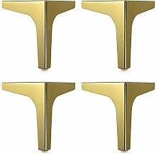 Pies triangulares para muebles, patas de 10 cm,